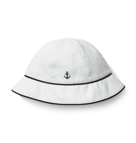 Baby Anchor Bucket Hat
