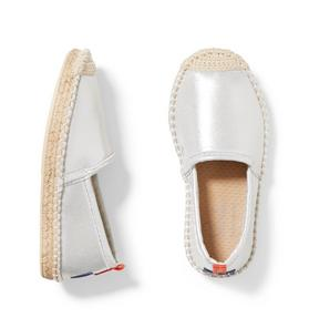 Sea Star Beachwear Platinum Beachcomber Espadrille
