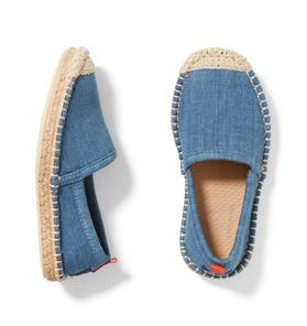 Sea Star Beachwear Chambray Beachcomber Espadrille
