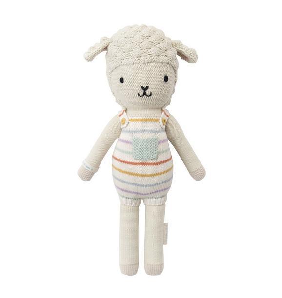 Cuddle + Kind Small Avery Lamb Doll