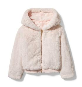 Kristian Loren Faux Fur Jacket