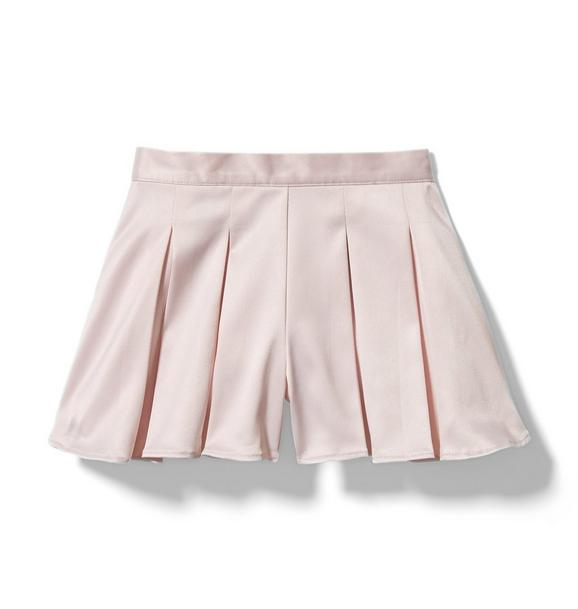 Kristian Loren Pleated Short