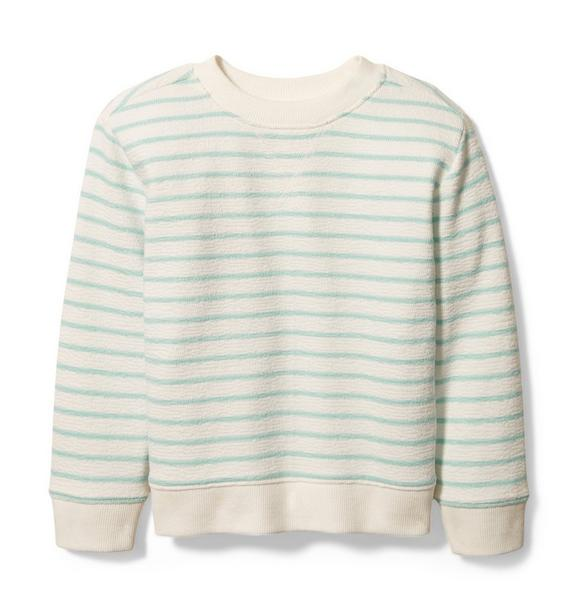 Rachel Zoe Striped Sweatshirt