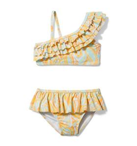 Rachel Zoe Paisley 2-Piece Swimsuit