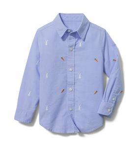 Bunny Oxford Shirt