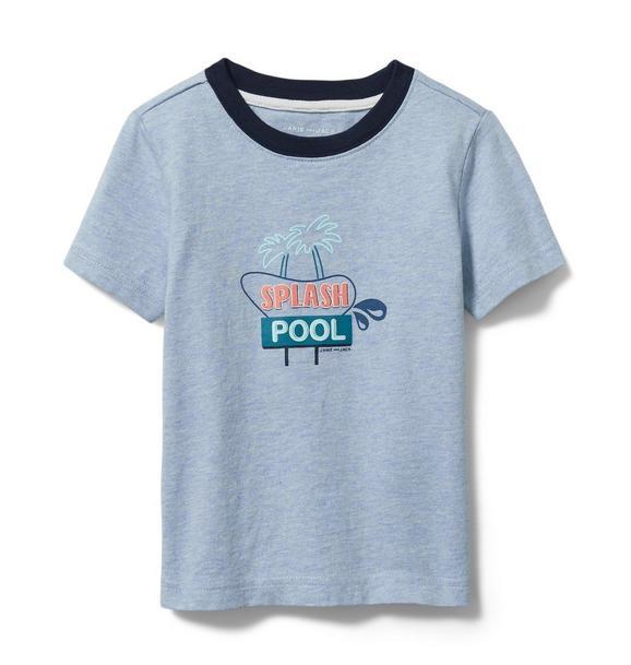 Splash Pool Tee