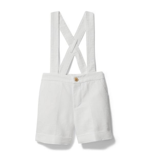 Baby Suspender Short