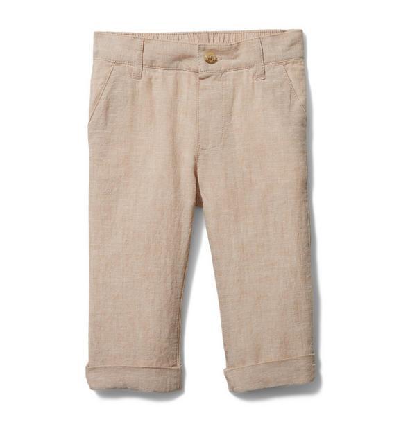 Baby Linen Pant