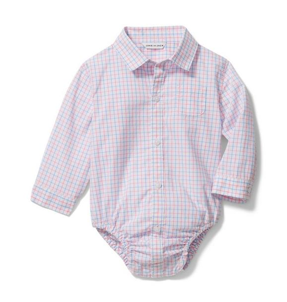 Baby Check Bodysuit