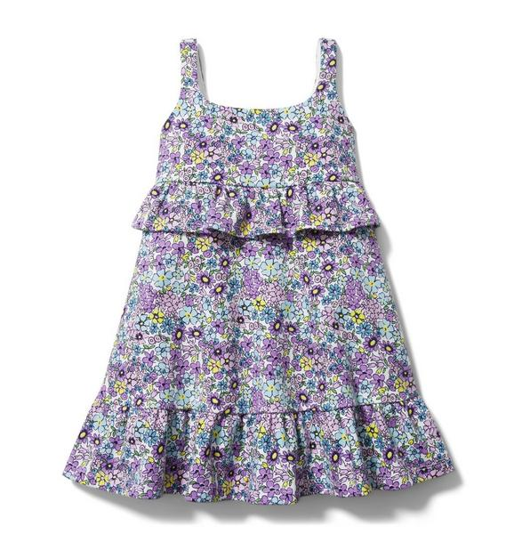 Ditsy Floral Ponte Dress