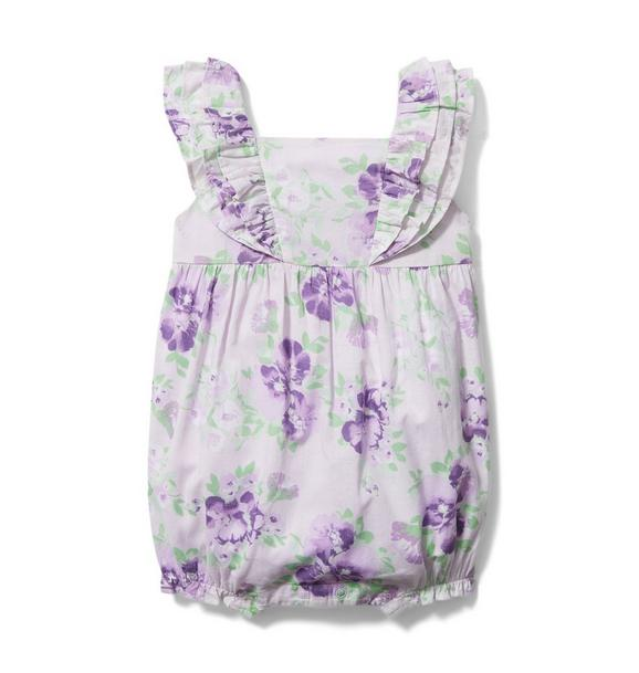 Baby Floral Romper