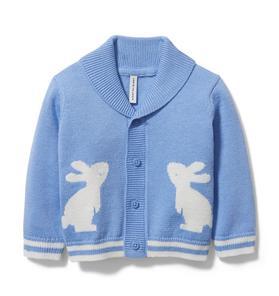 Baby Bunny Cardigan
