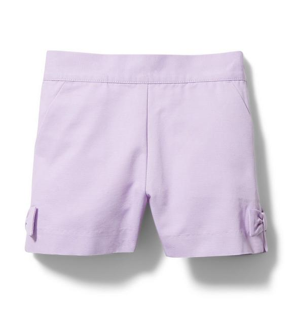 Bow Textured Short