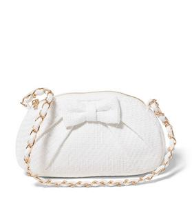 Bow Chain Purse