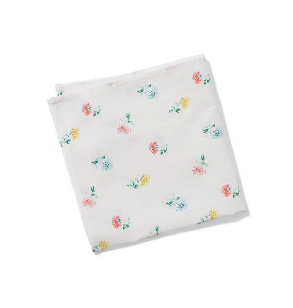 Ditsy Floral Pocket Square