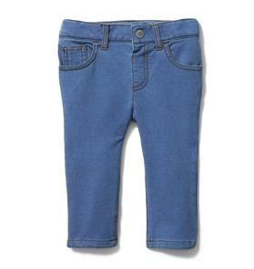 Baby Stretch Knit Jean