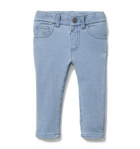Baby Stretch Knit Jean