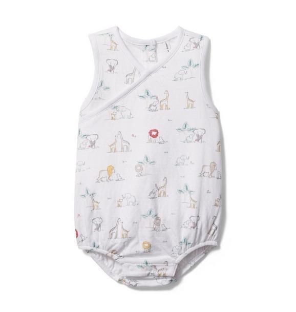 Baby Safari Bodysuit