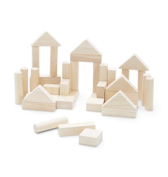 PlanToys 40 Unit Block Set