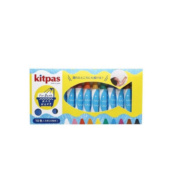 Kitpas Crayon Set