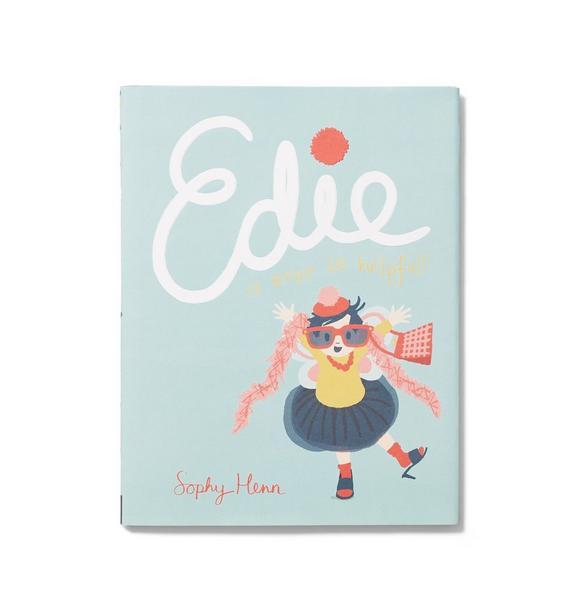 Janie and Jack Edie Is Ever So Helpful Book