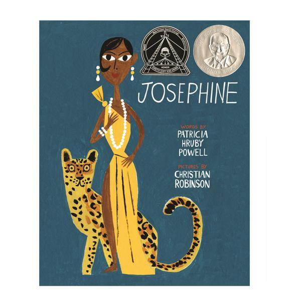 Janie and Jack Josephine: The Dazzling Life of Josephine Baker Book