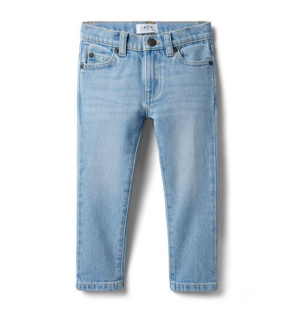 Slim Jean In Finley Wash
