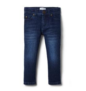 Slim Jean in Kingsley Wash