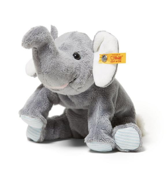 Steiff Little Trampili Elephant Plush