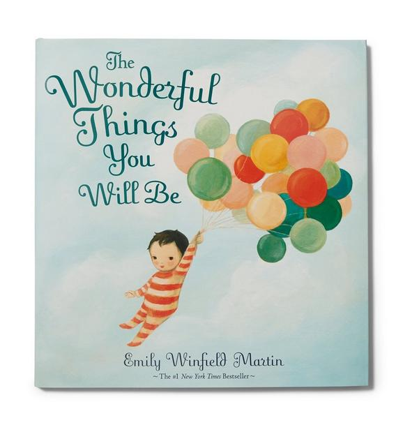 Janie and Jack The Wonderful Things You Will Be Book