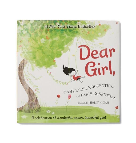 Janie and Jack Dear Girl Book