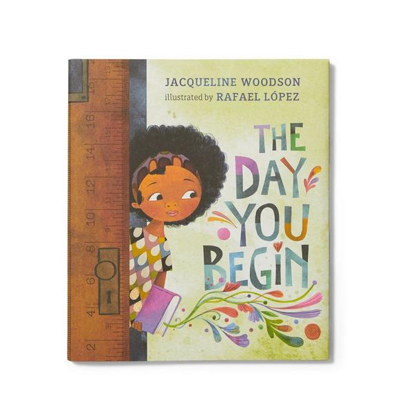 Janie and Jack The Day You Begin Book