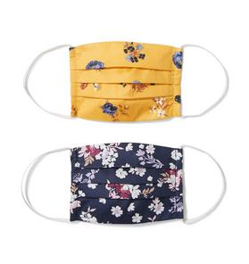 Fall Floral Mask 2-Pack