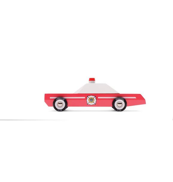 Candylab Americana Fire Chief Vehicle