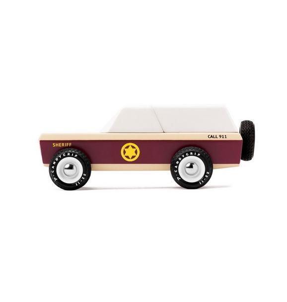 Candylab Americana Lone Sheriff Vehicle