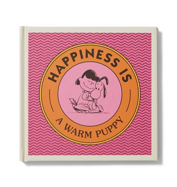 Janie and Jack Happiness Is A Warm Puppy Book