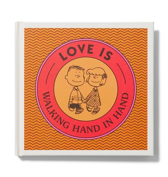 Janie and Jack Love Is Walking Hand In Hand Book