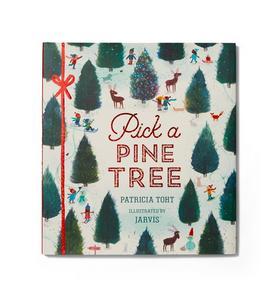 Pick A Pine Tree Book