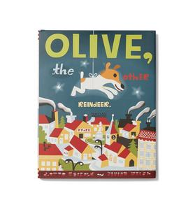 Olive, The Other Reindeer Book