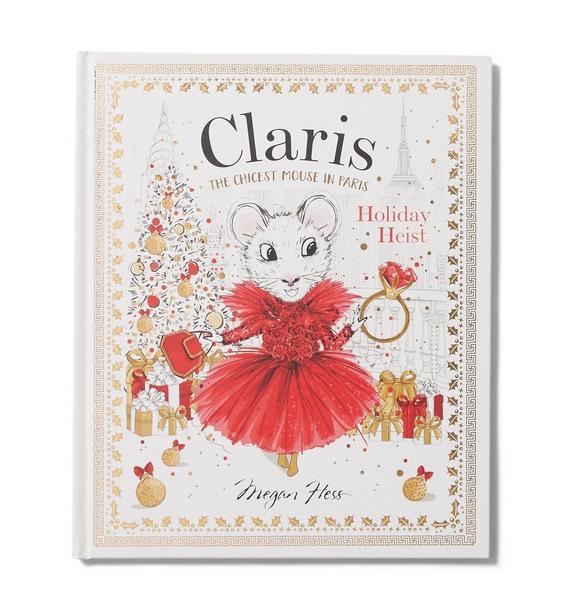 Janie and Jack Claris: Holiday Heist Book