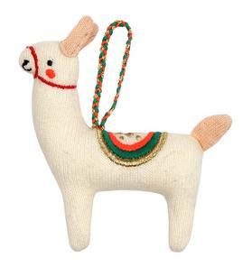 Meri Meri Llama Ornament