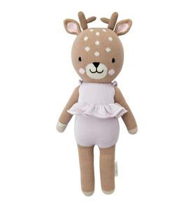 Cuddle + Kind Small Violet Fawn Doll
