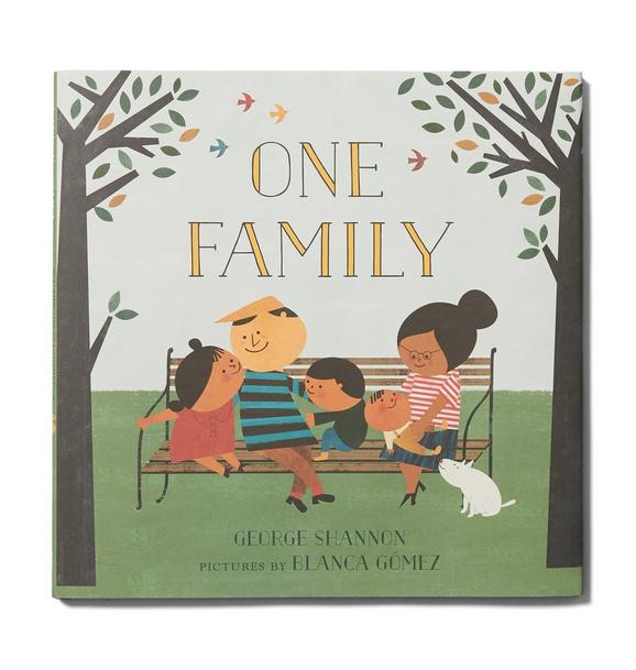 Janie and Jack One Family Book