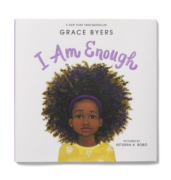 Janie and Jack I Am Enough Book