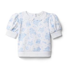 Disney Alice in Wonderland Toile Sweatshirt