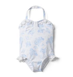Disney Alice in Wonderland Toile Swimsuit