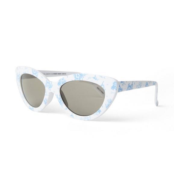 Disney Alice in Wonderland Toile Sunglasses