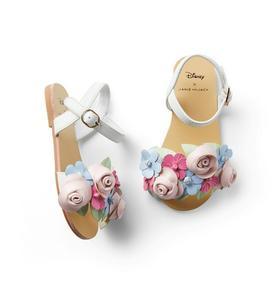 Disney Alice in Wonderland Flower Sandal