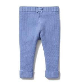 Baby Cuffed Sweater Pant