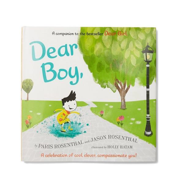 Janie and Jack Dear Boy Book